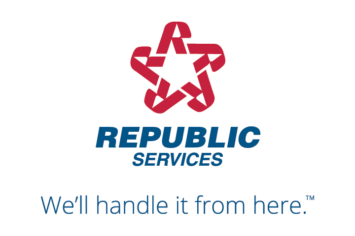 Republic Services sponsor logo