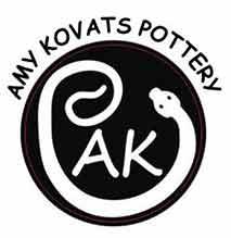 Amy Kovats Pottery logo