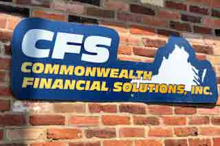 Commonwealth financial solutions logo