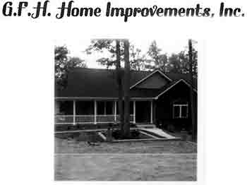 G.F.H. Home Improvement logo l