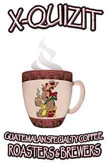 Xquizit Coffee logo